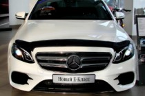 SIM Дефлектор капота Mercedes E-Class (2016-)