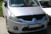 SIM Дефлектор капота Mitsubishi Grandis( 2004-)