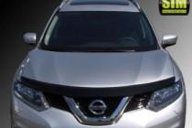 SIM Дефлектор капота Nissan X-Trail (2015-)