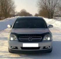 SIM Дефлектор капота Opel Vectra (2005-2008-)