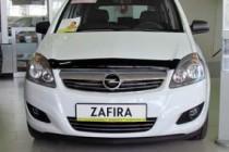SIM Дефлектор капота Opel Zafira B(2006-2012)
