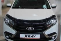 Дефлектор капота Lada X-Ray (2016-)