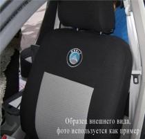 EMC-Elegant Авточехлы на сиденья Geely Emgrand EC7 c 2017 г.