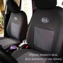 EMC-Elegant Авточехлы на сиденья Kia Rio III Sedan деленный с 2015 г.