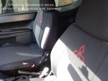 EMC-Elegant Авточехлы на сиденья MitsubishiLancer X Sedan (1.6) с 2007 г.