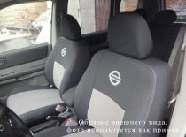 EMC-Elegant Авточехлы на сиденья Nissan Leaf с 2010 г.