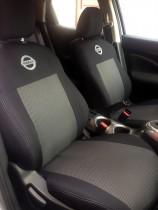Авточехлы на сиденья Nissan Х-Treail  с 2014 г. EMC-Elegant