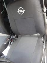 Авточехлы на сиденья OpelAstra J с 2012 г.
