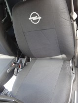 EMC-Elegant Авточехлы на сиденья OpelMovano (1+2) с 1998-10 г.