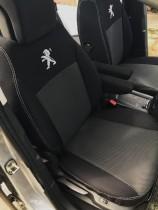 Авточехлы на сиденья Peugeot 301 Sedan c 2016 дел.