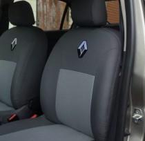 Авточехлы на сиденья Renault Grand Scenic (7 мест) c 2011-