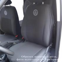 EMC-Elegant Авточехлы на сиденья Volkswagen Passat B8 Sedan Recaro(дел) 2015-2018 г.