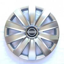 SKS/SJS 421 Колпаки для колес на Nissan R16 (Комплект 4 шт.)