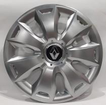 417 Колпаки для колес на Renault R16 (Комплект 4 шт.)