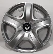 418 Колпаки для колес на Renault R16 (Комплект 4 шт.)