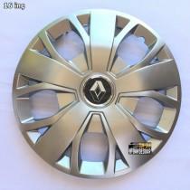 420 Колпаки для колес на Renault R16 (Комплект 4 шт.)