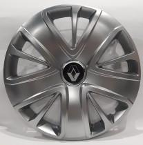 428 Колпаки для колес на Renault R16 (Комплект 4 шт.)