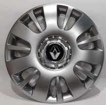 222 Колпаки для колес на Renault R14 (Комплект 4 шт.)