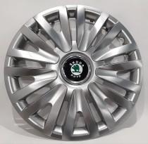 SKS 217 Колпаки для колес на Skoda R14 (Комплект 4 шт.)