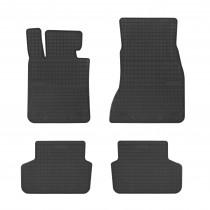 Резиновые коврики в салон BMW G30 series 52017-