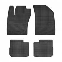 Резиновые коврики в салон Fiat Tipo Hatchback2016-
