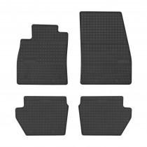 Резиновые коврики в салон Ford Fiesta Mk VIII2017-