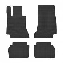 Резиновые коврики в салон Mercedes E-Klasa W2132016-