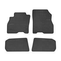Резиновые коврики в салон Nissan Leaf I 2010-2017 EL TORO