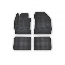 Резиновые коврики в салон Toyota Corolla XI E160 2013-2019 EL TORO