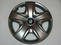 SKS SKS 500 Колпаки для колес на Skoda  R17 (Комплект 4 шт.)