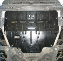 """Авто-Полигон PEUGEOT 508 1,6;2,0л 2012-. Защита моторн. Отс. категории """"St"""""""