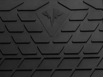 Stingray Stingray Коврики резиновые Mitsubishi Pajero Sport 2015-