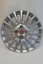 OAE Колпаки для колес A138 Fiat Doblo R15 (под болты) (Комплект 4 шт.)