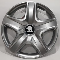 SKS 202 Колпаки для колес на Skoda R14 (Комплект 4 шт.)