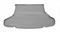 Unidec Коврик в багажник Toyota Prius 2009-2015 серый