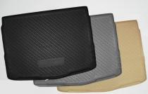 Коврик багажника для Suzuki Sx4 (2013-) серый