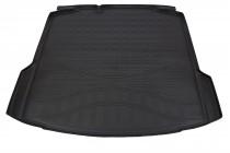 Коврик багажника для Skoda Rapid (NH) (HB) (2013) (без ушей)