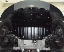 """Авто-Полигон SEAT Altea Freetreck 2007-2013- Защита моторн. отс. категории """"F"""""""