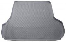 Коврик в багажник Lexus LX 570 серый