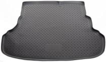 Коврик багажника для Hyundai Solaris (SD) (2010) (для а/м со складывающимися сидениями)