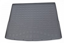 Коврик багажника Audi Q8 (4M) (2018) (5 мест) серый