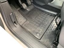 глубокие коврики в салон Peugeot Rifter 19-/Citroen Berlingo 19-  AvtoGumm