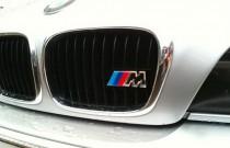 Logo Надпись на решетку BMW М