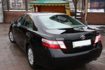 Logo Надпись Camri 40 на багажник Toyota