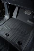 Коврики резиновые в салон 3D LUX для Lexus LX 570 (2012-) САРМАТ