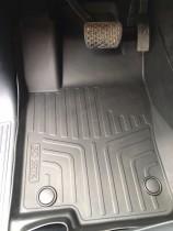 Коврики  в салон 3D LUX для Mercedes-Benz ML/GL/GLE-Class W164/166 САРМАТ