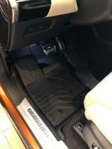 Коврики резиновые в салон 3D LUX для Land Rover Range Rover Sport (2013-) САРМАТ