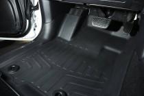 Коврики резиновые в салон 3D  для Toyota Prado 150/Lexus GX460 (2009-) САРМАТ