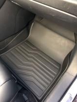 САРМАТ Коврики резиновые в салон 3D  для Toyota Rav4 (2018-)