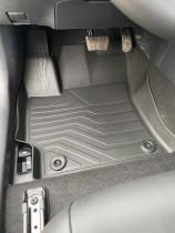 Коврики резиновые в салон 3D PREMIUM для Toyota Corolla 2019- САРМАТ